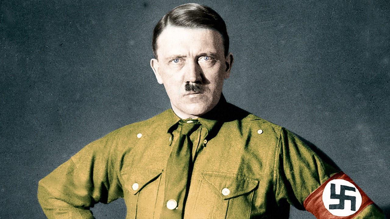 Hitler en Argentina y el pueblo menos pensado