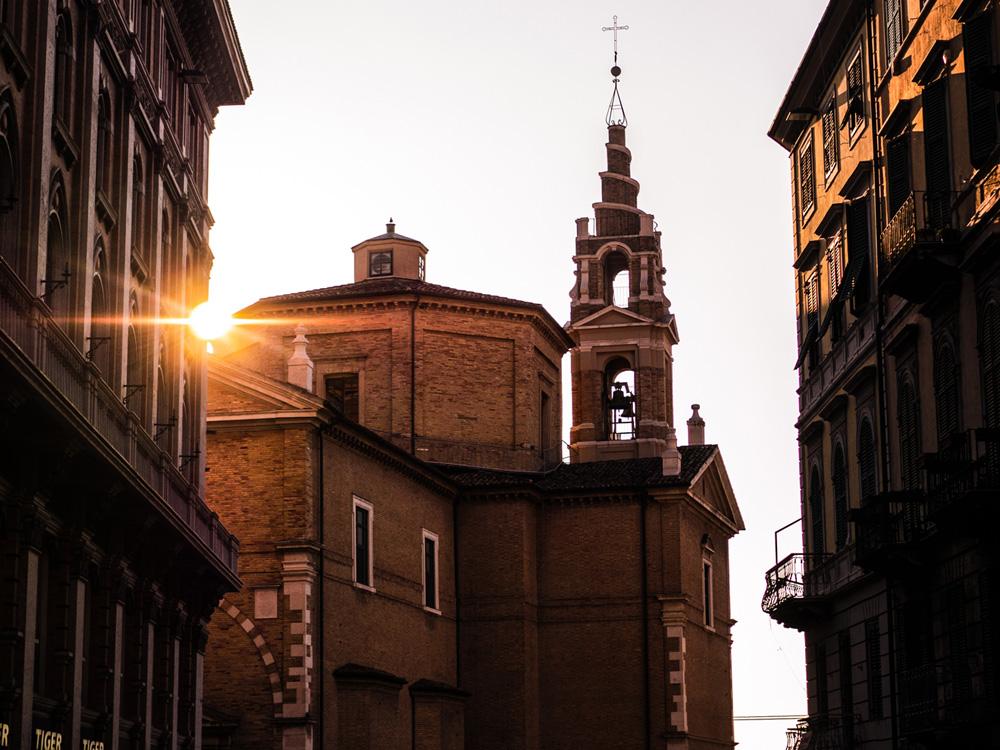 Ancona, calladita pero intensa